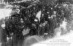 Funerali di Courrieres