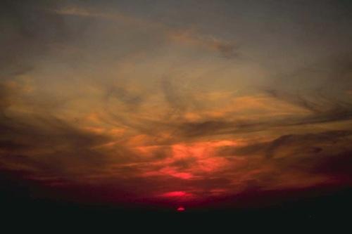 10Stormy Sunset