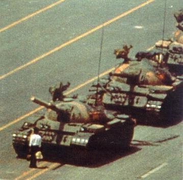 Ingloriosa fine di una rivoluzione -Tienanmen