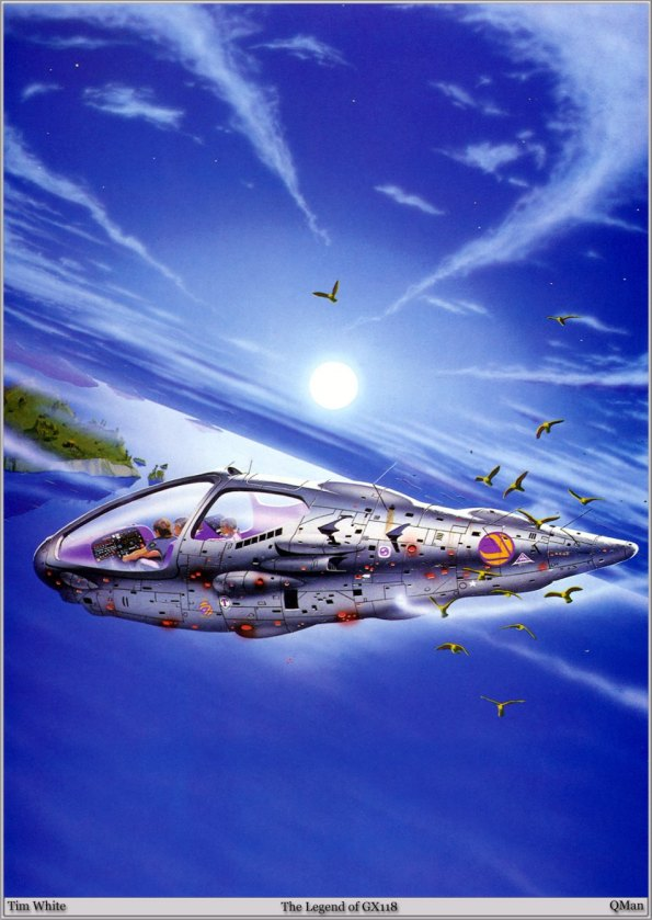 15Tim White The Legend of GX118