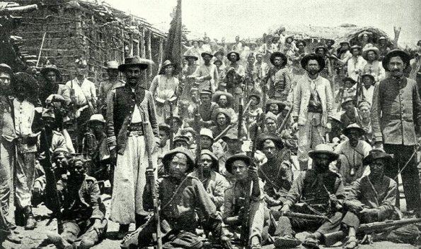 Soldados da guerra