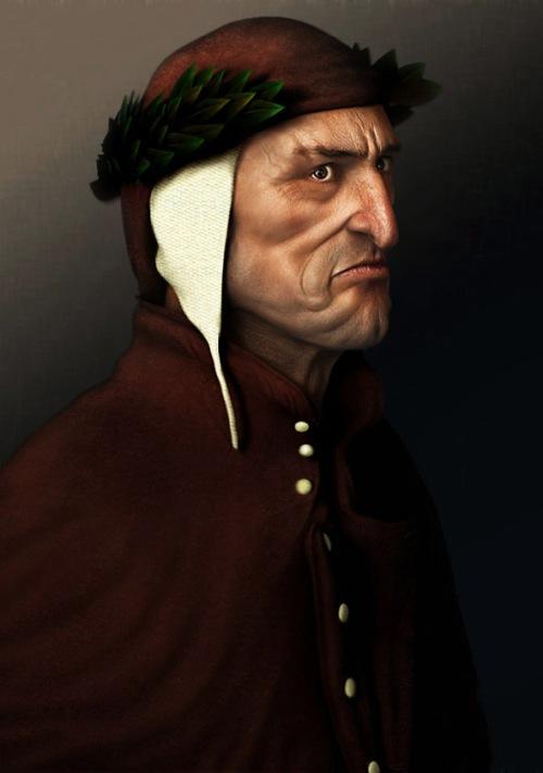 Dante, che di Fra Dolcina parla nel suo Inferno