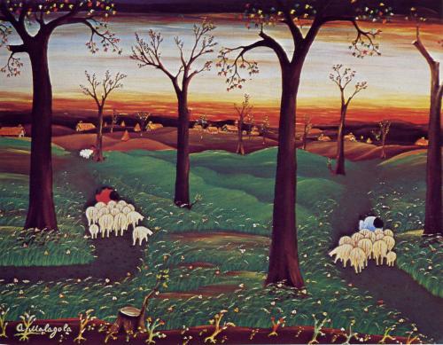 Antonio Malagola-Ritorno all'ovile