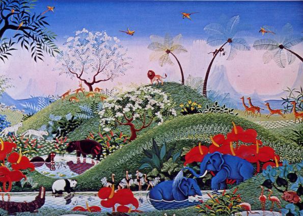 Irene Invrea-Il fiume della giungla
