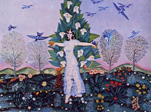 Luigina Pensi-La primavera