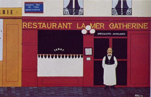 Mario Pittei-Montmartre