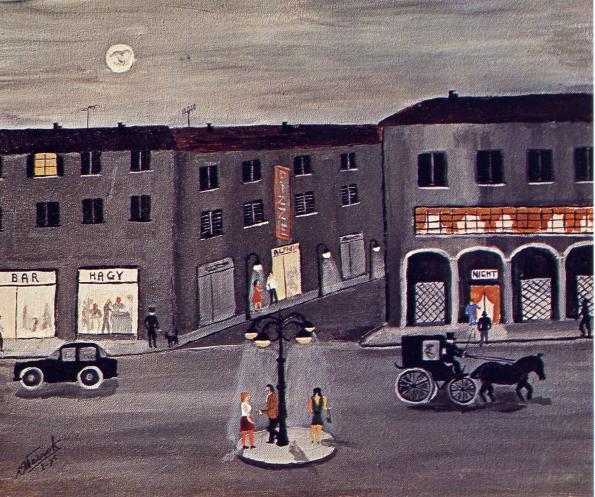 Alfredo Vezzoli - Notturno