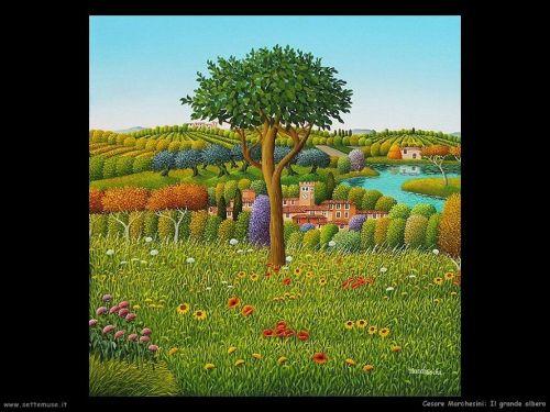 cesare_marchesini_010_il_grande_albero
