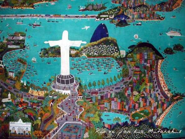 Lia Mittarakis-Rio de Janeiro, gosto de você, gosto dessa gente feliz (1988)
