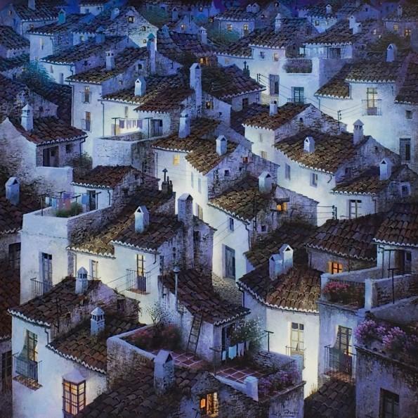 Luis Romero - bajo un cielo estrellado