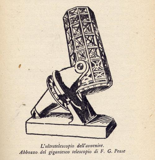 Papp-Ultratelescopio dell'avvenire