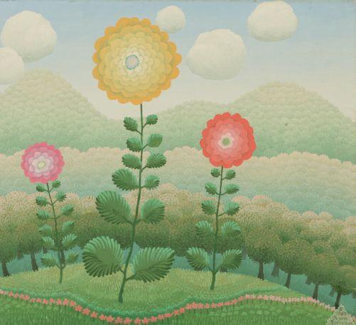2 Rabuzin Ivan - Tri cvijeta, 1963. HMNU 1745