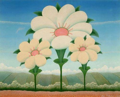 2 Rabuzin Ivan - Tri cvijeta, 1967, HMNU 437