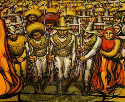 mi è parso corretto inserire questo immortale quadro di Diego Rivera. Una occasione da non perdere.
