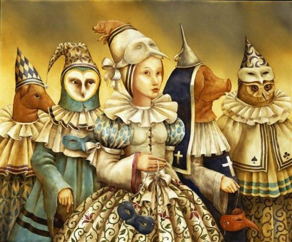 lesmasques