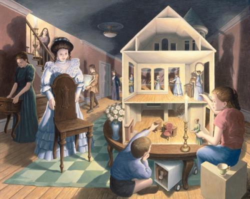 rob-gonsalves--dolls-dreamhouse