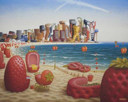 strawberry-beach-by-jacek-yerka