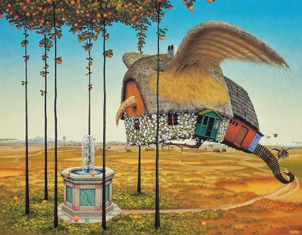 Yerkaland-surreal-paintings-of-Jacek-Yerka-16b