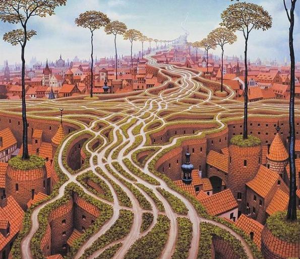 Yerkaland-surreal-paintings-of-Jacek-Yerka-36