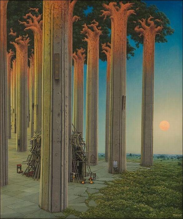 Stunning-Cartoon-Worlds-by-Jacek-Yerka-80