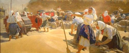 Lavoratrici russe (Jablonskaya)