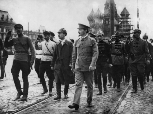 Trotsky e l'armata rossa